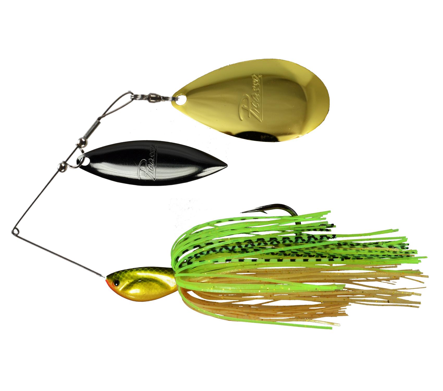 Picasso Lures Brown Wire Spinnerbaits