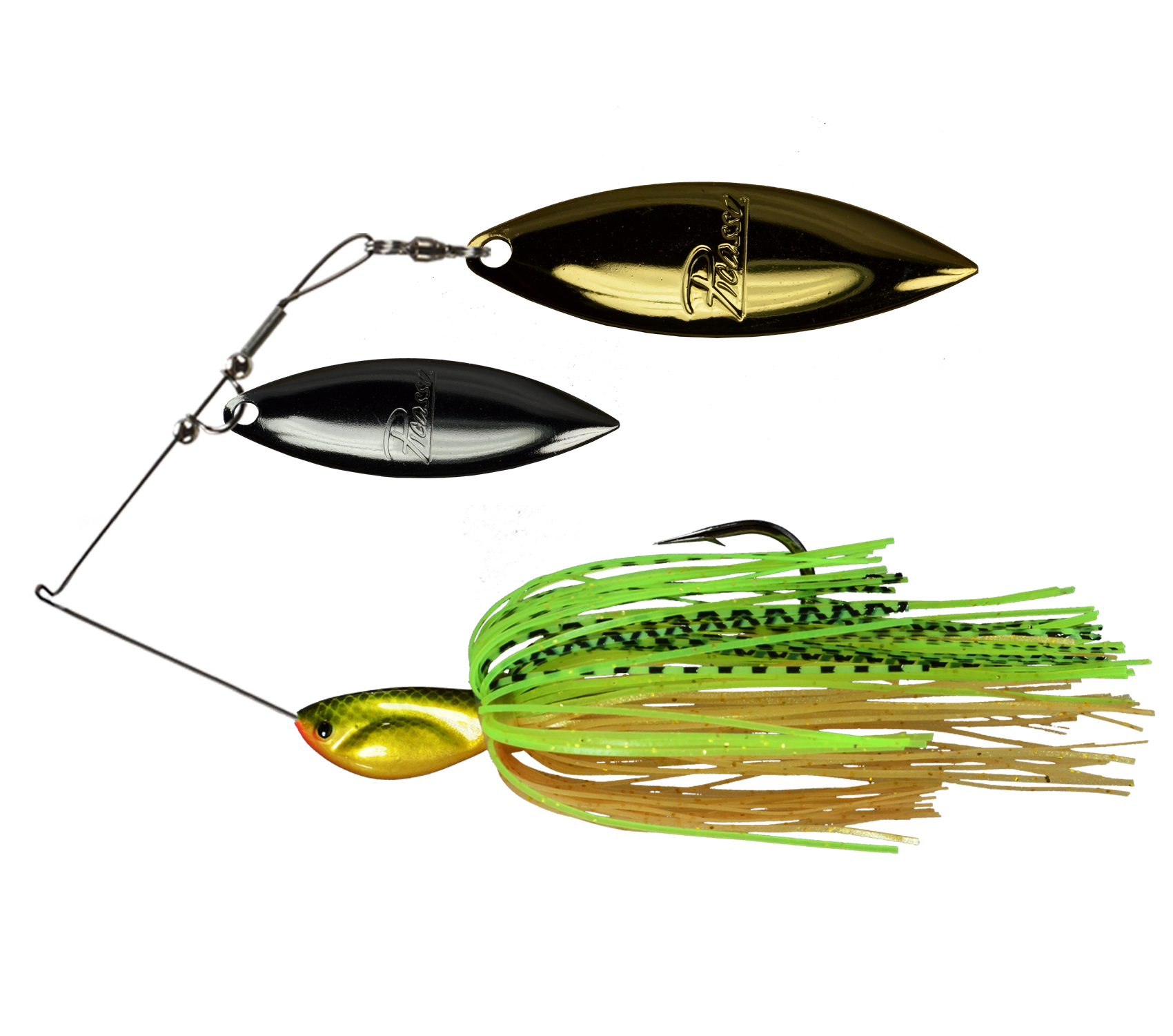 Picasso Lures Double Willow Spinner Bait